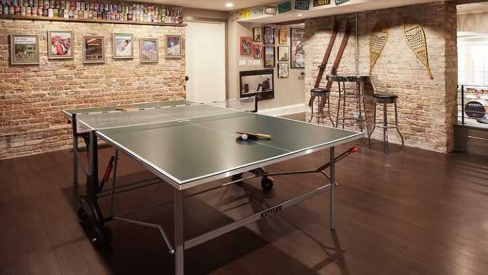 How Much Space Do You Need for Table Tennis